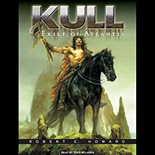 Kull audiobook cover art