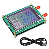 Oumefar 23.5‑6000M Fuente de señal RF Pantalla táctil Completa Generador de Fuente de señal RF de Alta precisión Ajustable -4~5dBm Industrial para comunicaciones por satélite
