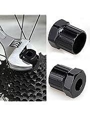 Malayas® Mountain Bike Cassette Removal Tool Lockring Removal Tool Vliegwiel Tool voor Shimano voor SRAM voor Zon Race voor SunTour