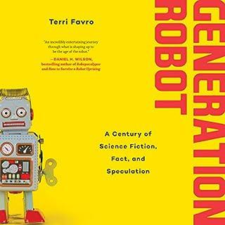 Generation Robot audiobook cover art