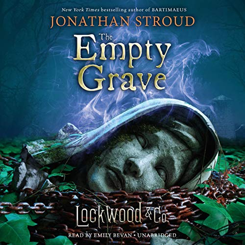 The Empty Grave Audiobook By Jonathan Stroud cover art