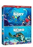 Hleda se Nemo + Hleda se Dory kolekce 4BD (3D+2D) / Finding Dory + Finding Nemo (Tschechische Version)