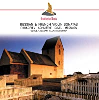 Russian & French Violin Sonatas