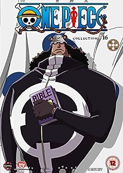 One Piece  Uncut  Collection 16  Episodes 371-393  [DVD]