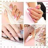 Zoom IMG-1 kit semipermanente unghie gel polygel