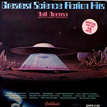 Greatest Science Fiction Hits