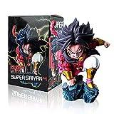 12Cm Dragon Ball Super Broly Figura PVC Dragon Ball Z Super Saiyan Goku Figuras De Acción Modelo De Juguete