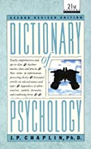 Dictionary of Psychology (Laurel Book)