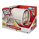 TECH DECK, Transforming Pipelines, Modular Skatepark Playset and Exclusive Fingerboard