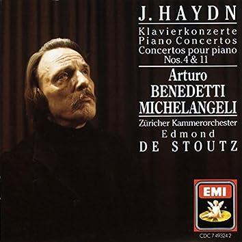 Haydn - Piano Concertos Nos 4 and 11