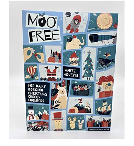 Moo Free   Advent Calendar   1 x 120g