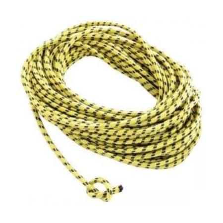 Cuerda tensora para cubierta de lona (elástica, 20 m, 6 mm)