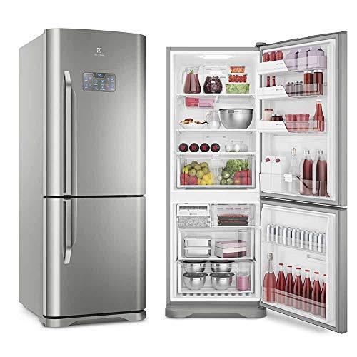 Refrigerador Frost Free Electrolux Bottom Freezer Electrolux 454 Litros (DB53X) - 110V