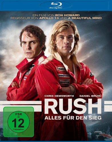 RUSH (2013) (BLU-RAY) - VARIOU