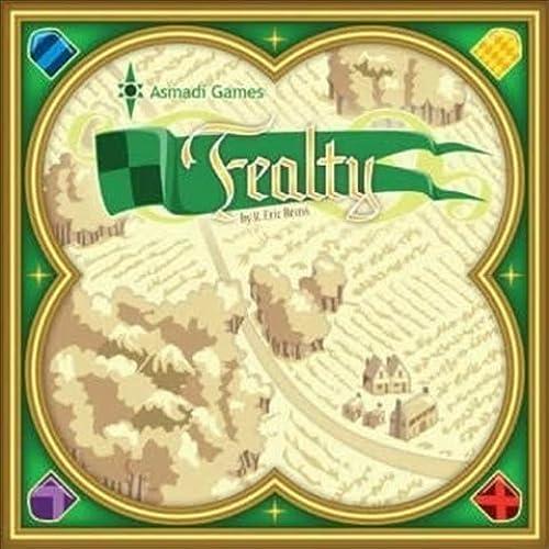 suministramos lo mejor Fealty Boardgame by by by Asmadi Games  bienvenido a elegir