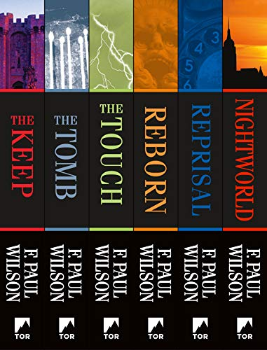 The Complete Adversary Cycle: The Keep, The Tomb, The Touch, Reborn, Reprisal, Nightworld (Adversary Cycle/Repairman Jack)