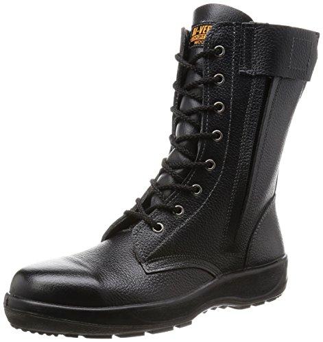 [ミドリ安全] 安全靴 JIS規格 女性用 長編上靴 LCF230F ブラック 23.5 cm