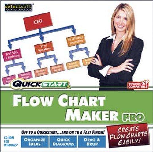 SelectSoft Publishing QuickStart Flow Chart Maker Pro