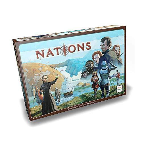 Asmodee - Nations (NAT01ES)