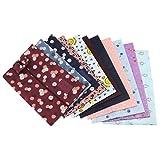 YINETTECH 11 bolsas de viaje rectangulares de nailon para zapatos, 36 x 20 cm...