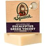 Exfoliating Soap for Men with Oatmeal Scrub – Eucalyptus Greek Yogurt – Man's Delight with Moisturizing Yogurt and… 2