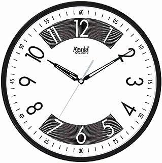 Ajanta 12 Inches Wall Clock for Home Designer Sweep Movement Wall Clock