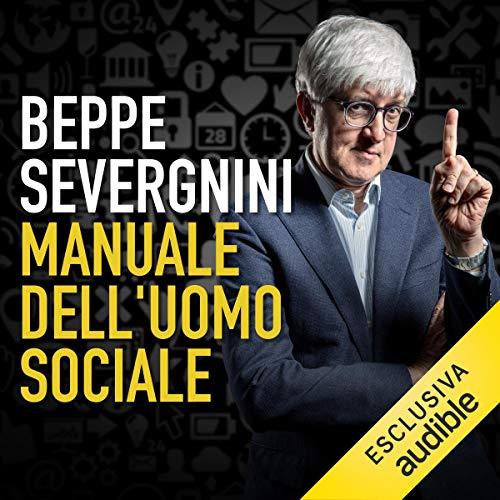 Manuale dell'uomo sociale cover art