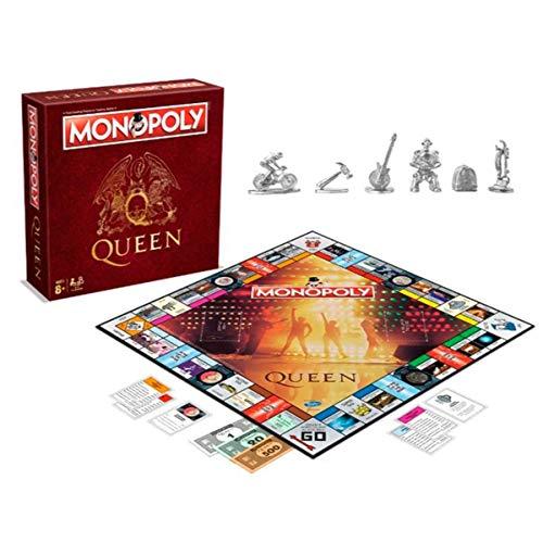 Monopoly – Oficial Queen – Merchandising música
