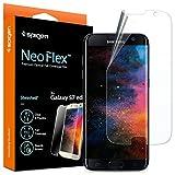 Spigen Protector Pantalla Compatible con Galaxy S7 Edge, Neo Flex, Wet Type TPU Film, antiarañazos Ultra Claro más Duradero Protector de Pantalla diseñado para Samsung S7 Edge (556FL21258)