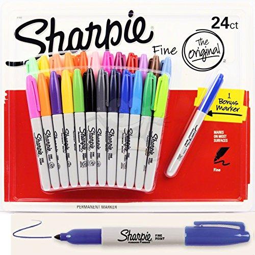 Sharpie - Rotuladores permanentes de punta fina