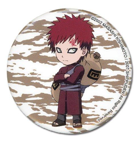 Naruto Shippuden - Kazekage Gaara Button