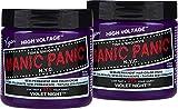 Manic Panic High Voltage Classic Cream Formula Colour Hair Dye (Violet Night)