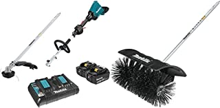 Makita XUX01M5PT 18V X2 (36V) LXT Lithium-Ion Brushless Cordless Couple Shaft Power Head Kit with String Trimmer Attachmen...