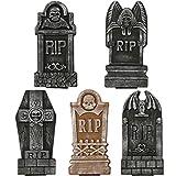 Sunnyglade Set of 5 Pack Halloween Foam RIP...