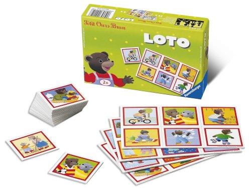 Ravensburger Kleinkinder Lernspiel Lotto Bärenfamilie