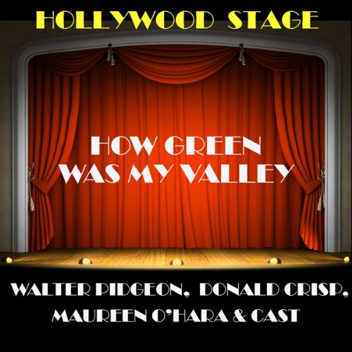 How Green Was My Valley                   By:                                                                                                                                 Richard Llewellyn                               Narrated by:                                                                                                                                 Walter Pidgeon                      Length: 51 mins     9 ratings     Overall 2.0