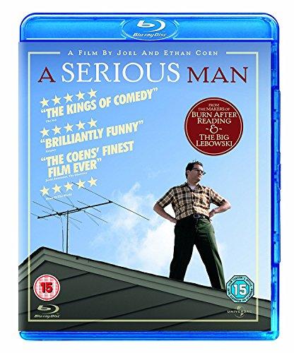 A Serious Man [Edizione: Regno Unito] [Reino Unido] [Blu-ray]