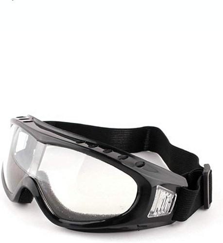 Lunettes de sport exquises bonnes lunettes de sport en plein air moto tactique pare-brise anti-impact lunettes hiver ski extérieur