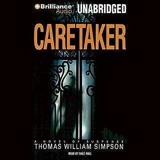The Caretaker audiobook cover art
