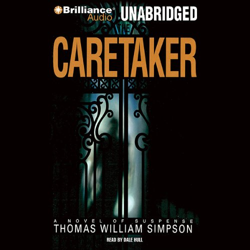 The Caretaker  audiobook cover art