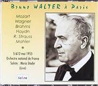 パリのブルーノ・ワルター