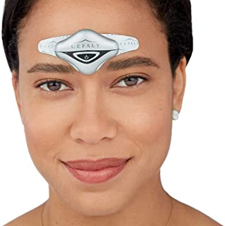 CEFALY Dual Migraine Treatment and Prevention Device   Drug-Free, Easy to Use, Migraine Headache Relief Anytime, Anywhere