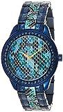 Guess Reloj Análogo clásico para Mujer de Cuarzo con Correa en Acero Inoxidable W0624L3