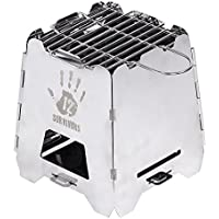 12 Survivors Off-Grid Survival Stove