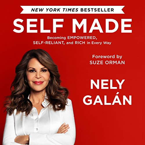 Self Made: Becoming Empowered, Self-Reliant, and Rich in Every Way audiobook cover art