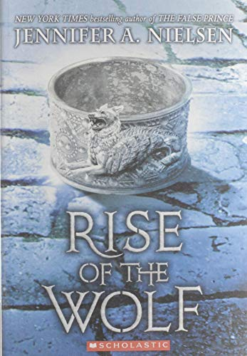 Rise of the Wolf (Mark of the Thief…