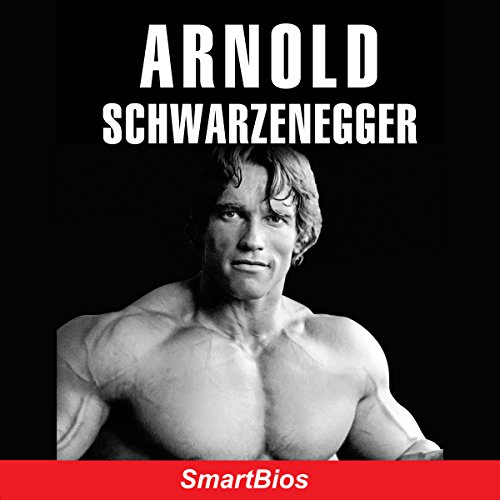 Arnold Schwarzenegger audiobook cover art