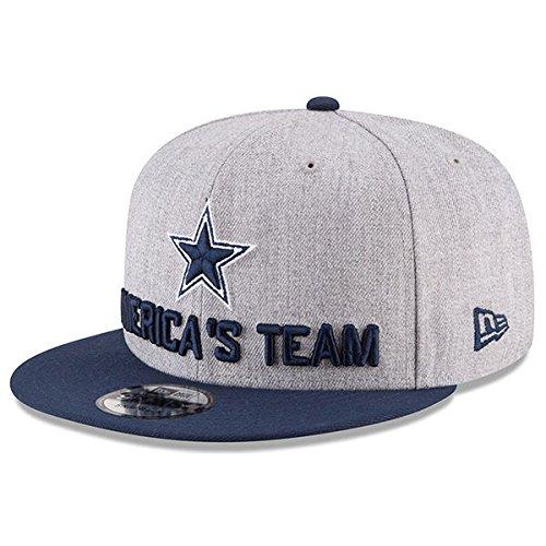 40a8c3d9e27 ... best dallas cowboys new era 2018 draft mens 9fifty cap b9426 1a75b