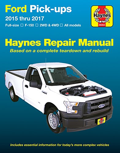 Haynes 36063 Technical Repair Manual