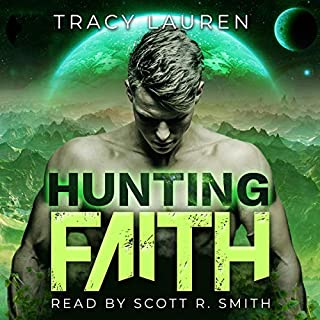 Hunting Faith  audiobook cover art